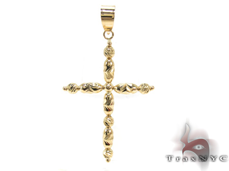 Ladies Cross Crucifix Pendant 21549 Style