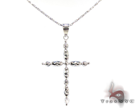 Ladies Cross Crucifix Pendant 21555 Style