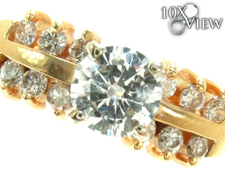 Ladies Diamond Engagement Ring 21950 Engagement