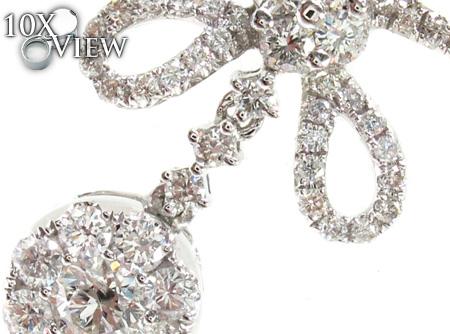 Ladies Diamond Necklace 20545 Diamond