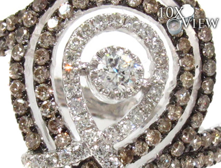 Ladies Diamond Ring 20673 Anniversary/Fashion