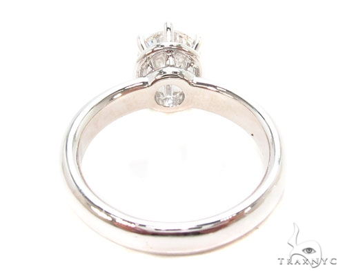Ladies Diamond Solitaire Engagement Ring Engagement