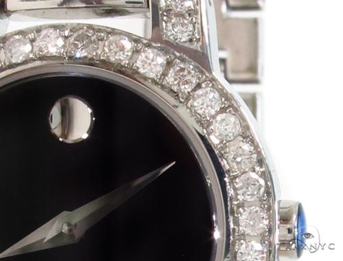Ladies Movado Amorosa Diamond Watch Movado