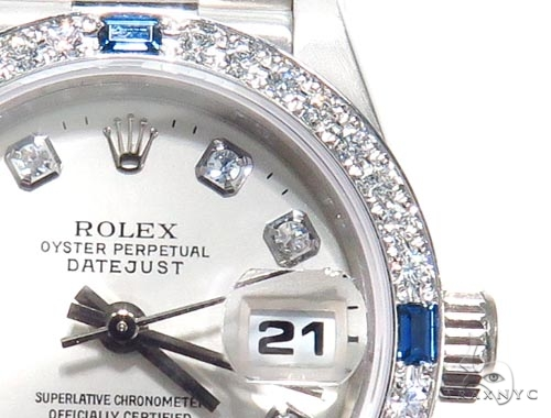 Ladies President Diamond Rolex Watch 42023 Rolex Collection