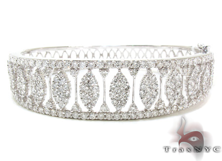Ladies Prong Diamond Bracelet 21249 Diamond