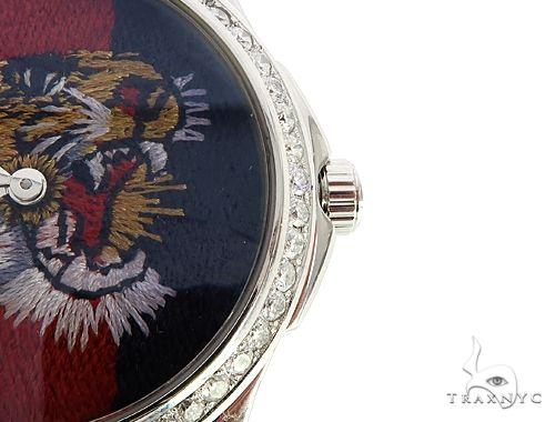 Le Marche des Merveilles Diamond 38mm Gucci Watch 65039 Gucci
