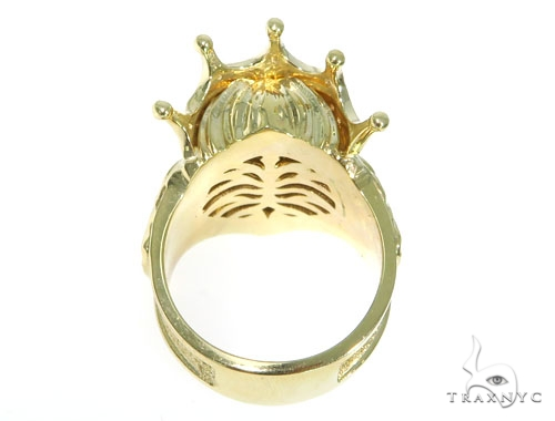 Lion King Diamond Ring 45445 Stone