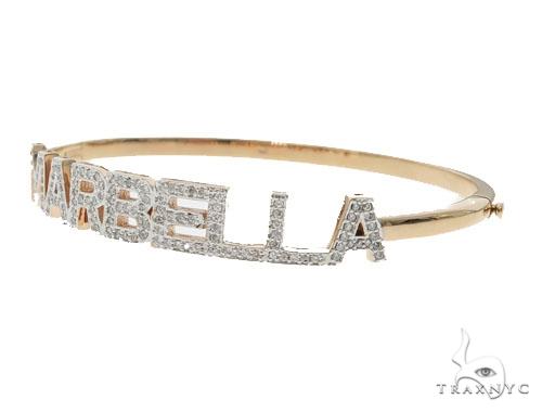 Marbella Diamond Bangle Bracelet 49775 Bangle