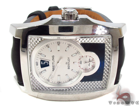 Mens Breitling Bentley Flying B Watch A2836212 B844 Breitling