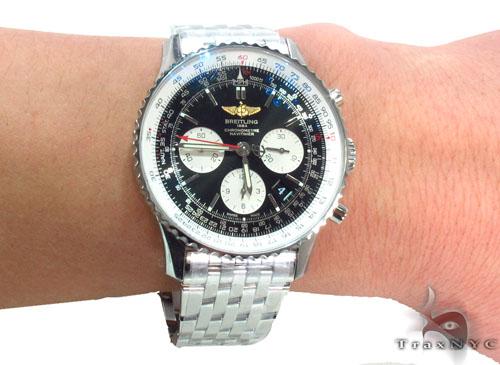 Mens Breitling Navitimer 01 Watch Breitling