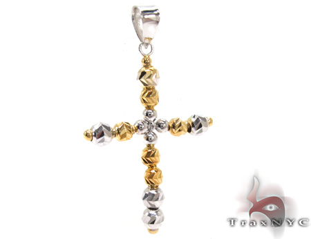 Ladies Cross Crucifix Pendant 21573 Style