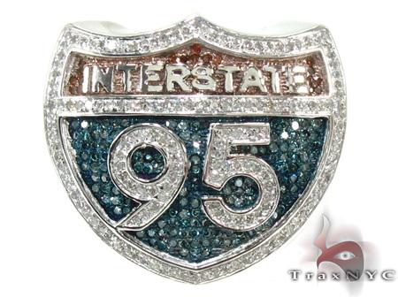 Mens Interstate Ring 21578 Stone