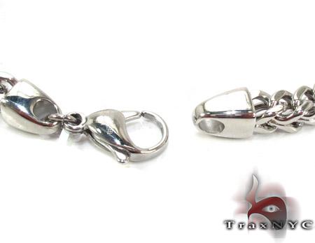 Mens Stainless Steel Bracelet 21451 Stainless Steel