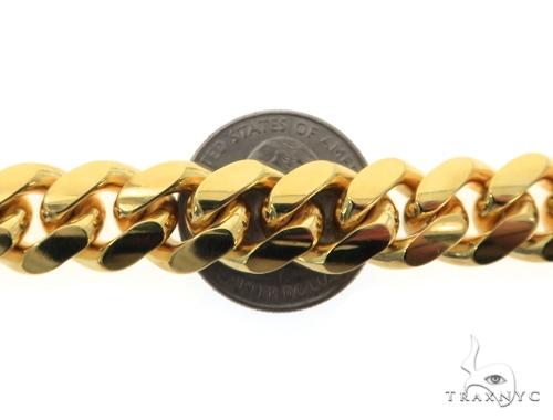 Miami Cuban Silver Bracelet 49184 Silver