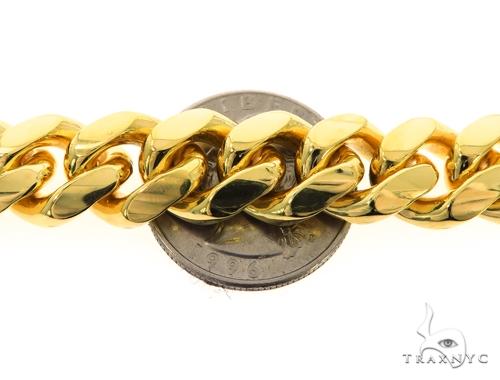 Miami Cuban Silver Chain 30 Inches 12mm 295.3Grams 49193 Silver