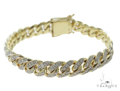 Miami Diamond Bracelet 49782 Diamond