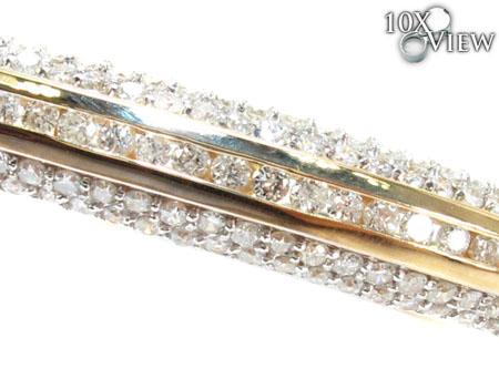 Mini Bangle Bracelet Diamond