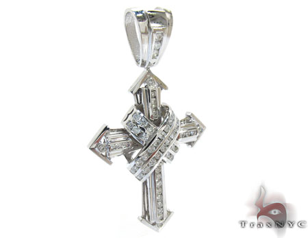Mini Designer DX Cross Crucifix Diamond