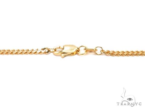 Jesus Diamond Gold Pendant 42583 Style