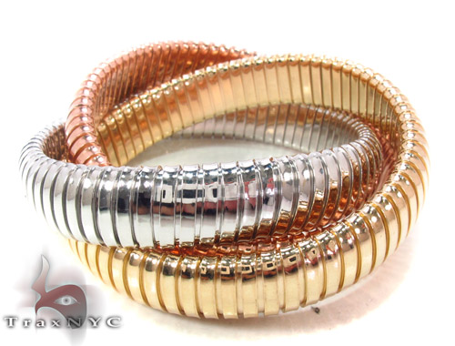 Multi-Color Bracelet 33748 Gold