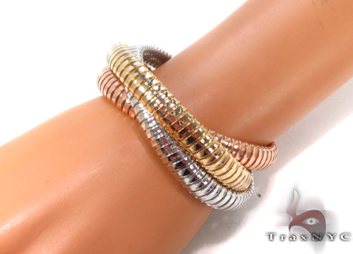 Multi-Color Bracelet 33749 Gold