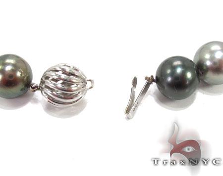 Multi-color Pearl Ladies Necklace 27349 Pearl