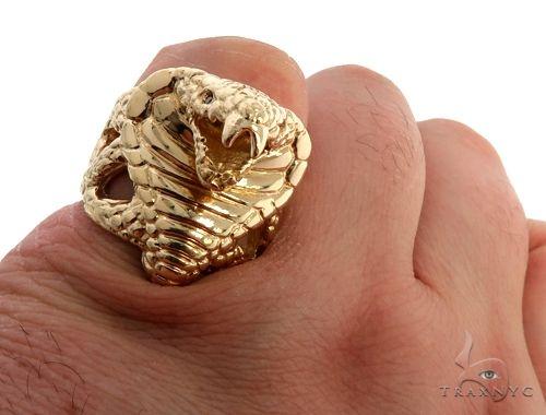 Navids Cobra Ring 64168 Stone