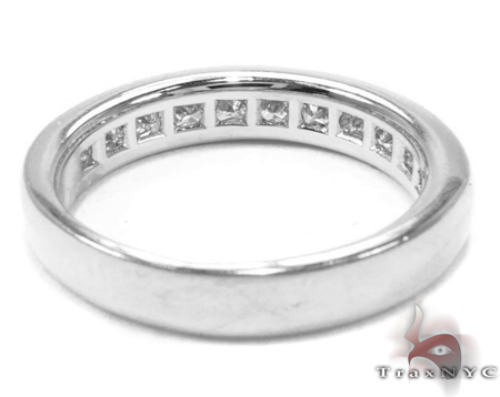 Invisible Diamond Wedding Ring Style