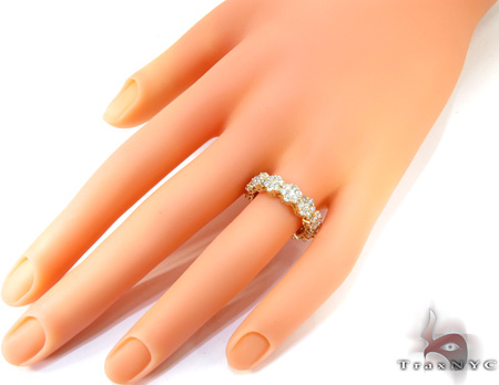 Olive Princess Diamond Ring Wedding