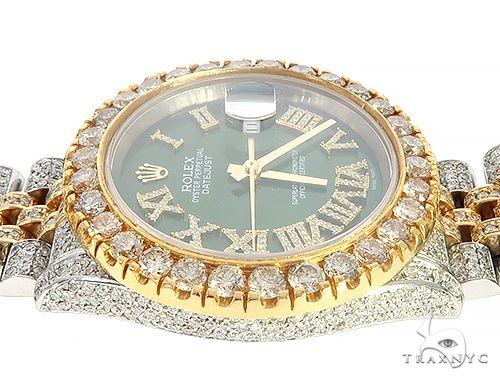 Oyster Perpetual DATEJUST Diamond Rolex Watch 65472 Diamond Rolex Watch Collection