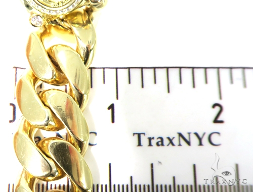 Pantheon Diamond Bracelet 49414 Diamond