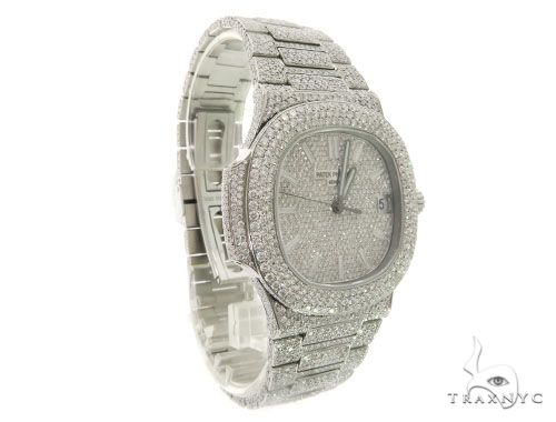 Patek Philippe Nautilus Diamond Stainless Steel Watch Special Watches