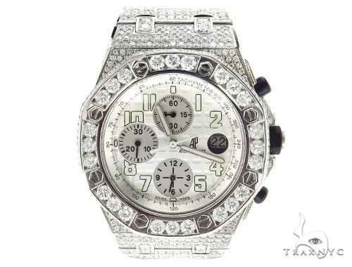 Pave Audemars Piguet Watch 42345 Audemars Piguet Watches