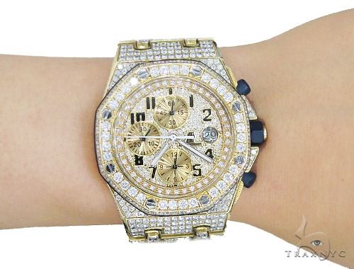Pave Diamond Audemars Piguet Watch 42336 Audemars Piguet Watches