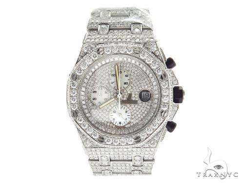 Pave Diamond Audemars Piguet Watch 42348 Audemars Piguet Watches