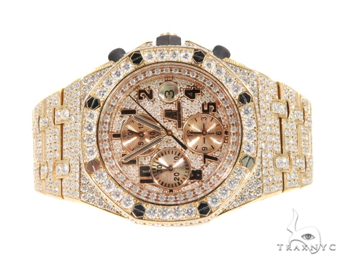 Pave Diamond Audemars Piguet Watch Audemars Piguet Watches