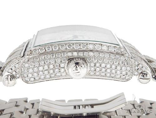 Pave Diamond Franck Muller Conquistador Cortez King Watch 42346 Franck Muller