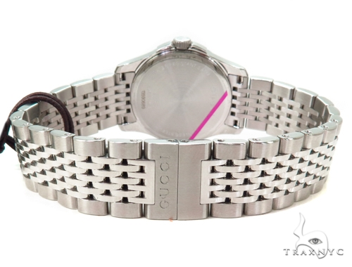 Pave Diamond Gucci Watch YA126502 Gucci