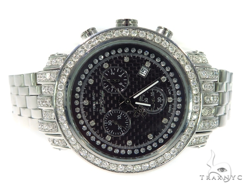 Pave Diamond TraxNYC Watch 45362 TraxNYC Watches