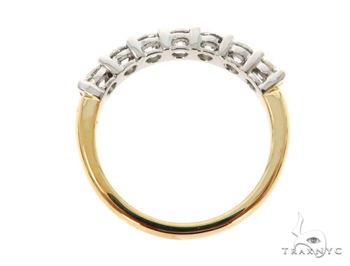 Pave Diamond Wedding Ring 45417 Wedding