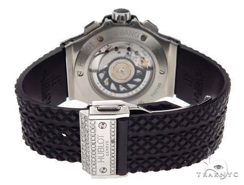 Pave Diamond Hublot Watch 42333 Hublot