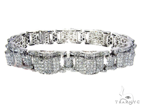 Pave XL Bracelet Diamond