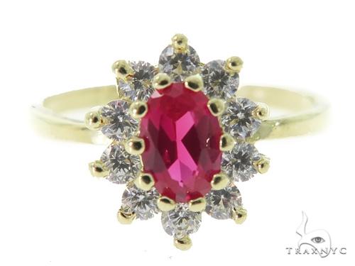 Peony Anniversary/Fashion Gold Ring 49792 Anniversary/Fashion