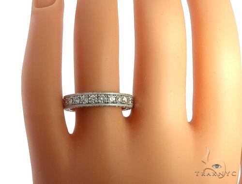 Platinum Diamond Eternity Band 64756 Wedding