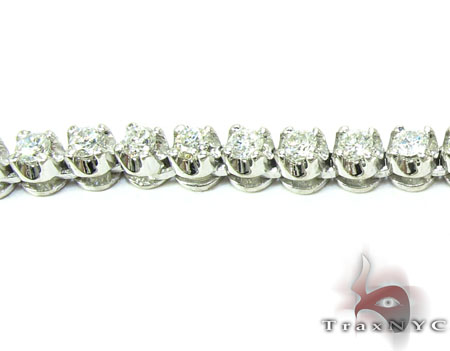 Polar Ice Diamond Chain 32 Inches 4mm 56.1 Grams Diamond
