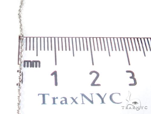 Diamond Ribbon Eternity Necklace 35257 Diamond