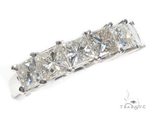 Prong Diamond  Wedding Ring 41025 Wedding