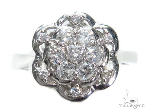 Prong Diamond Anniversary/Fashion Ring 41468 Anniversary/Fashion