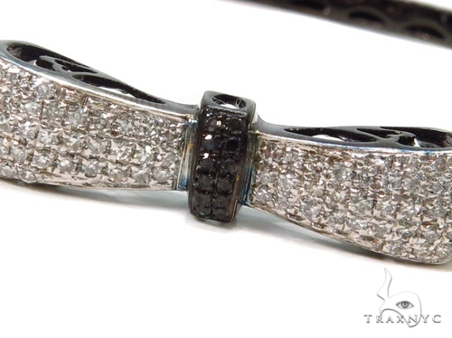 Prong Diamond Bangle Bracelet 37452 Bangle