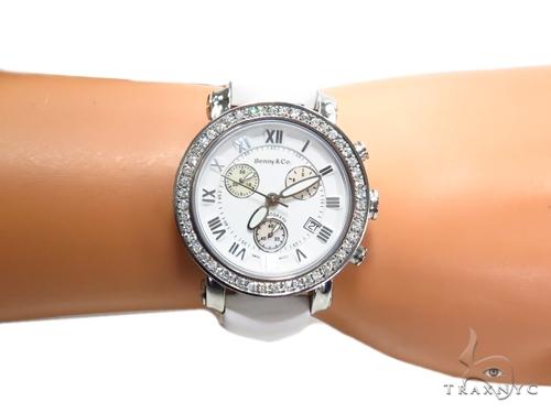 Prong Diamond Benny & Co Watch 40642 Benny & Co